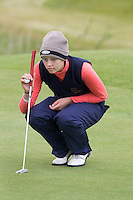 Biddinghuizen - CAROLIEN KARSTEN.  Voorjaarswedstrijd dames 2007 op Golfbaan Dorhout Mees. . COPYRIGHT KOEN SUYK