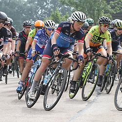 30-08-2017: Wielrennen: Boels Ladies Tour: Arnhem: Claudia Koster