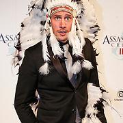NLD/Amsteram/20121025- Lancering Assassin's Creed game, Eric Bouman