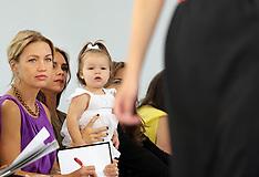 Victoria Beckham and baby Harper in New York 11-09-12