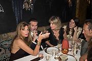 JEMIMA KHAN: RUPERT EVERETT? NICOLA FORNBY; BELLA FREUD; RICHARD E GRANT, , Robin Birley and Lady Annabel Goldsmith Summer Party. Hertford St. London. 5 July 2017