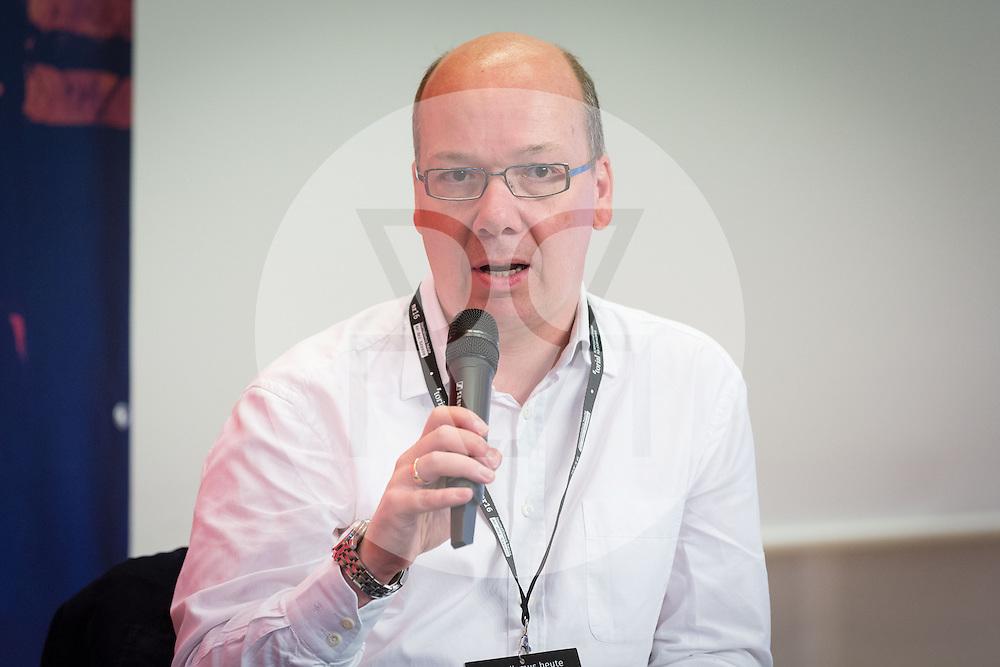 DEUTSCHLAND - HAMBURG - Markus Grill, an der netzwerk recherche e.V. Jahreskonferenz 2016 - 09. Juli 2016 © Raphael Hünerfauth - http://huenerfauth.ch