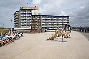 The Atlantic Den Haag hotel, Kijkduin, Scheveningen, Holland