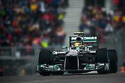 June 7-9, 2013 : Canadian Grand Prix. Lewis Hamilton, Mercedes , F1 W04