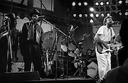 Eric Clapton jams with Aswad at the Island 25 party - London 1987