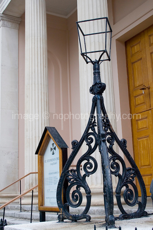 St. Stephen's Church also known as the The Pepper Canister Church in Dublin Ireland