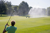 NETTETAL  (Duitsland) -  sproeien . Haus Bey Golfanlage eV.  COPYRIGHT KOEN SUYK