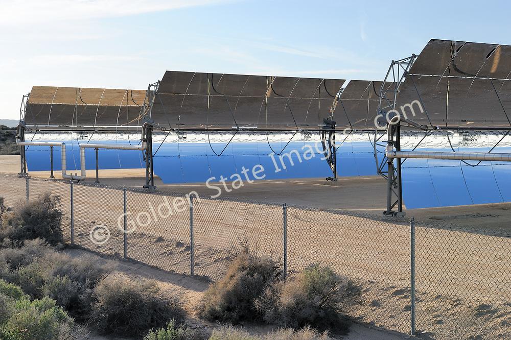 Harper Dry Lake Solar Electric Generating Station.