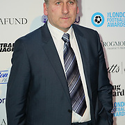 Mark Falco Arrives at London Football Awards 2018 at Battersea Evolution on 1st March 2018,  London, UK.