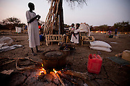 Returnees from Khartoum brew beer freely for the first time in Abyei.
