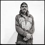 SYRACUSE, NY – SEPTEMBER 10, 2010: Street portraits.