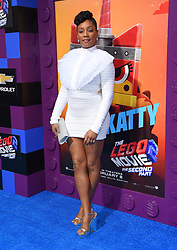 Pete Wentz arriving to the 'The LEGO Movie 2: The Second Part' World Premiere at Village Theatre on February 2, 2019 in Westwood, CA. © O'Connor/AFF-USA.com. 02 Feb 2019 Pictured: Tiffany Haddish. Photo credit: O'Connor/AFF-USA.com / MEGA TheMegaAgency.com +1 888 505 6342
