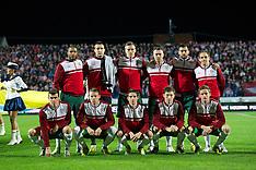 121016 Croatia v Wales