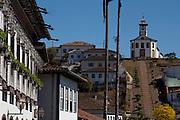 Serro_MG, Brasil...Igreja Santa Rita, capela edificada no ano de 1745 no Serro, Minas Gerais...Santa Rita church in Serro, Minas Gerais...Foto: LEO DRUMOND / NITRO