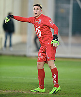 Fotball , 17. februar 2017 , Privatkamp<br /> Kristiansund - FC UFA<br /> Sean McDermott , KBK