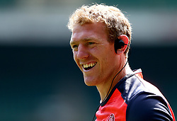 England's Skills Coach Sam Vesty smiles during training at Twickenham ahead of the upcoming tour of Argentina - Mandatory by-line: Robbie Stephenson/JMP - 02/06/2017 - RUGBY - Twickenham - London, England - England Rugby Training