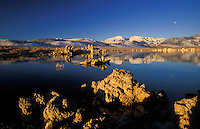 Winter sunrise over Mono Lake, CA