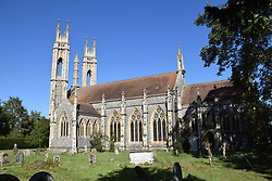 St Michael the Archangel, church saved by The Churches Conservation Trust. Booton, Norfolk, UK Sep 2019