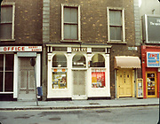 Old Dublin Amature Photos December 1983 WITH, Westland Row, Lincoln Place, Merrion Hall, Prices medicine hall, Fenian St, Sweny, shop as fetured in james joyce book ulysses, Old Dublin Amature Photos April 1983 WITH, Canal Locke's, Ringsend, Cottage, Hailing Station, Misery Hill, Lime St, Hanover St, east, Cardiff Lane, Britain Quay,