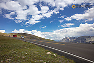 Trail Ridge Road in Rocky Mountain National Park, Colorado, USA