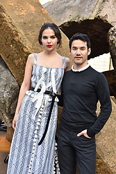 Doina Ciobanu and Joseph Altuzarra at the Royal Academy Of Arts Summer Exhibition Preview Party 2018 held at The Royal Academy, Burlington House, Piccadilly, London, England. 06 June 2018.