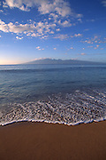 Wave, Kaanapali Beach, Maui, Hawaii<br />