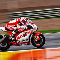 2011 MotoGP World Championship, Round 18, Valencia, Spain, 6 November 2011, Hector Barbera