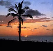 Sunset - Port Maria - Jamaica
