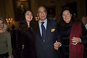 Launch hosted by Quartet books  of Madam, Where Are Your Mangoes? by Sir Desmond de Silva at The Carlton Club. London. 27 September 2017.
