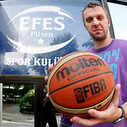 Turkish Basketball team Efes Pilsen's Dusko Savanovic during their medical control in Istanbul Turkey on Monday 20 June 2011. Photo by TURKPIX