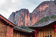 Yangtze Thousand Turtle Mountain, Lijiang, Yunnan, China