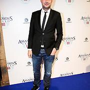 NLD/Amsteram/20121025- Lancering Assassin's Creed game, Lange Frans Frederiks