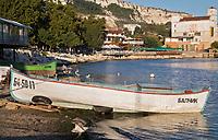 VARNA - BALCHIK aan de Zwarte Zee in Bulgarije.  COPYRIGHT KOEN SUYK