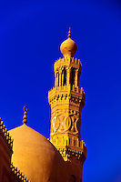 Mosque of Sultan Al-Nasir, Old Cairo (Islamic Cairo), Cairo, Egypt