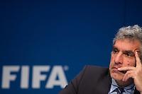 Fotball<br /> Foto: imago/Digitalsport<br /> NORWAY ONLY<br /> <br /> Zuerich, 27.05.2015 - Fussball, FIFA Pressekonferenz mit FIFA-Kommunikationschef Walter De Gregorio