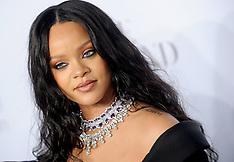 Rihanna's 3rd Annual Diamond Ball - 14 Sep 2017