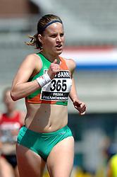 08-07-2006 ATLETIEK: NK BAAN: AMSTERDAM<br /> 5000 meter - Marlies Overbeeke<br /> ©2006-WWW.FOTOHOOGENDOORN.NL