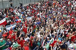 November 17, 2019, Sao Paulo, Brazil: Motorsports: FIA Formula One World Championship 2019, Grand Prix of Brazil, . fans  (Credit Image: © Hoch Zwei via ZUMA Wire)