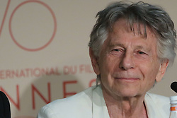 Roman Polanski during the press conference for the film 'D' apes une histoire vraie' , held at the Palais des Festivals, during the 70th Cannes Film Festival, on May 27, 2017, in Cannes, France. Pool Photo by Jean-Marc Haedrich/ABACAPRESS.COM