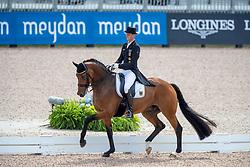 Rothenberger Soneke, GER, Cosmo 59<br /> World Equestrian Games - Tryon 2018<br /> © Hippo Foto - Dirk Caremans<br /> 13/09/18