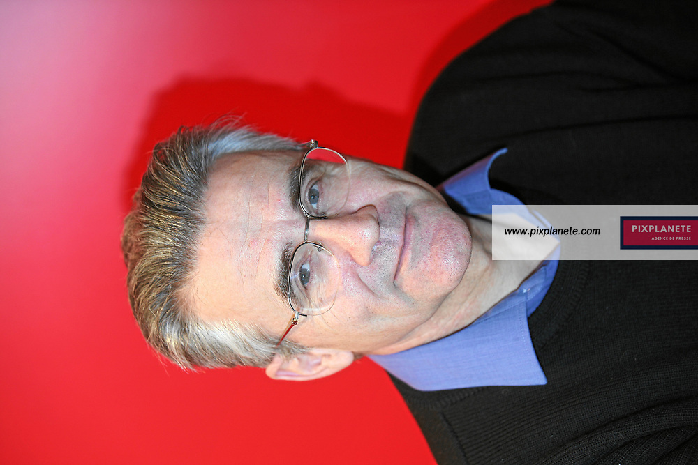 André Comte Sponville - Salon du livre 2007 - Paris, le 24/02/2007 - JSB / PixPlanete