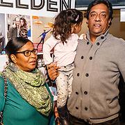 NLD/Amsterdam/20160202 - Lancering Helden magazine, Prem Radhakishun