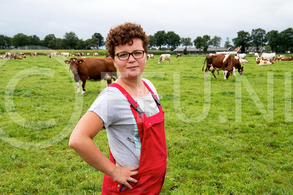 OOMERKANAAL - MBO ambassadeur.<br /> Foto: Hester de Leeuw is kandidaat voor de landelijke verkiezing MBO ambassadeur.<br /> FFU PRESS AGENCY COPYRIGHT FRANK UIJLENBROEK