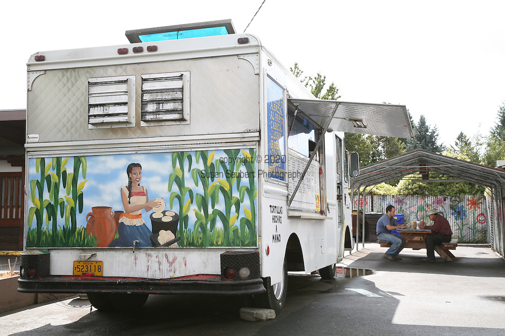 Lindo Michoacan Tacos, Portland, Oregon