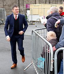 Bristol City Manager Steve Cotterill arrives at Turf Moor - Mandatory byline: Matt McNulty/JMP - 07966 386802 - 28/12/2015 - FOOTBALL - Turf Moor - Burnely, England - Burnley v Bristol City - Sky Bet Championship
