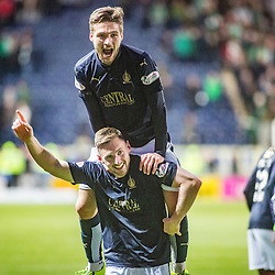 Ross Schofield - Falkirk 3 v 2 Hibernian, Scottish Premiership play-off final