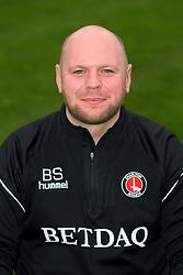 Brettt Shaw, Video Analyst, Charlton Athletic.