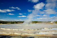 Yellowstone National park  stays open despite calls to close gates as coronavirus spreads