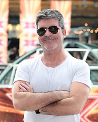 'The X Factor' TV Show Auditions, London, UK. 06 Jul 2017 Pictured: Simon Cowell. Photo credit: MEGA TheMegaAgency.com +1 888 505 6342