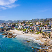 Laguna Beach Stock Photography